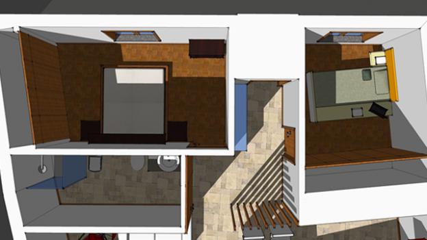 fotografia de Habitaçoes Unifamiliares e Construção