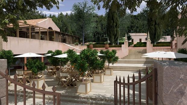 fotografia de Conversão e Jardim