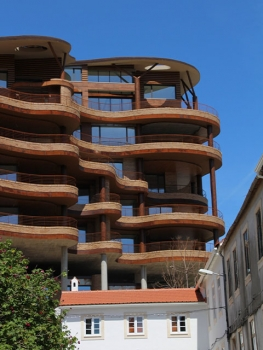 fotografia de Construção e Apartamento