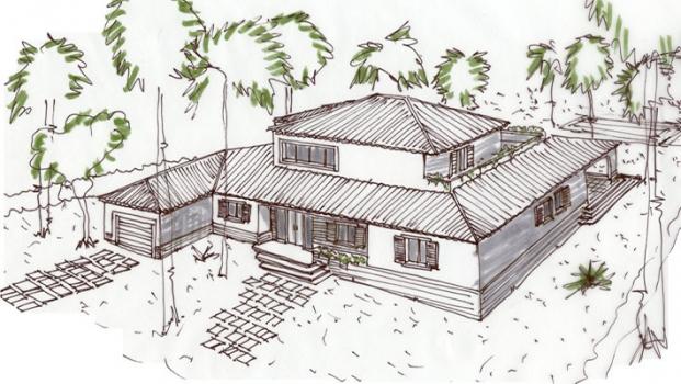 fotografia de Modernização e Habitações unifamiliares