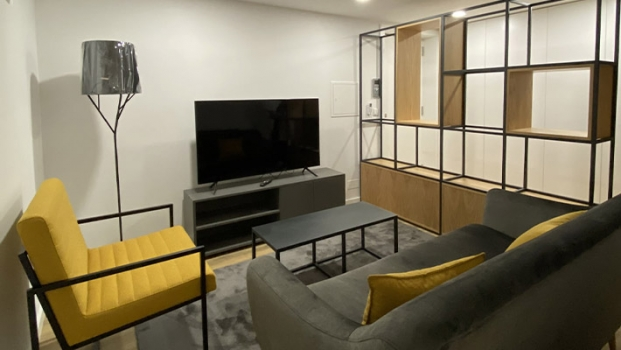 fotografia de Arquitetura e Design de Interiores e Apartamento