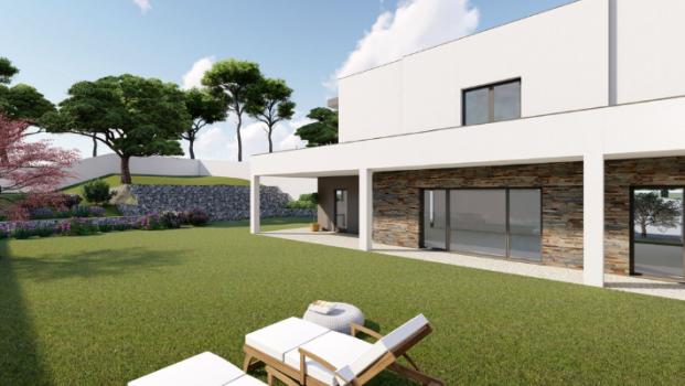 fotografia de Modernização e Jardim