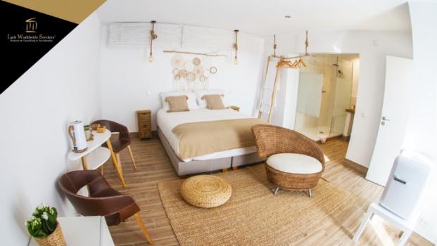 fotografia de Habitações unifamiliares  e Hotéis e Restaurantes